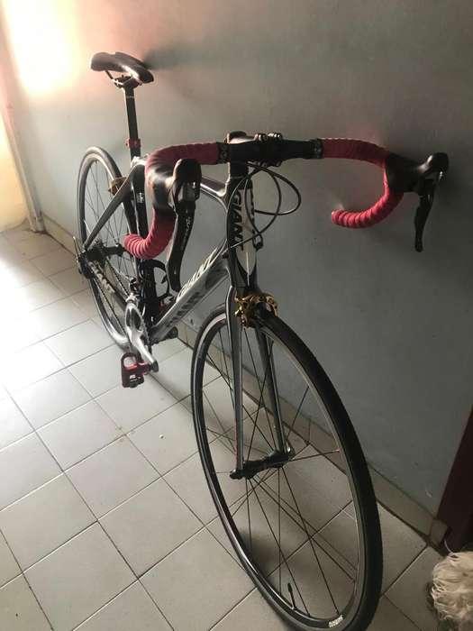Bicicleta Ruta Giant CArbono Bucaramanga