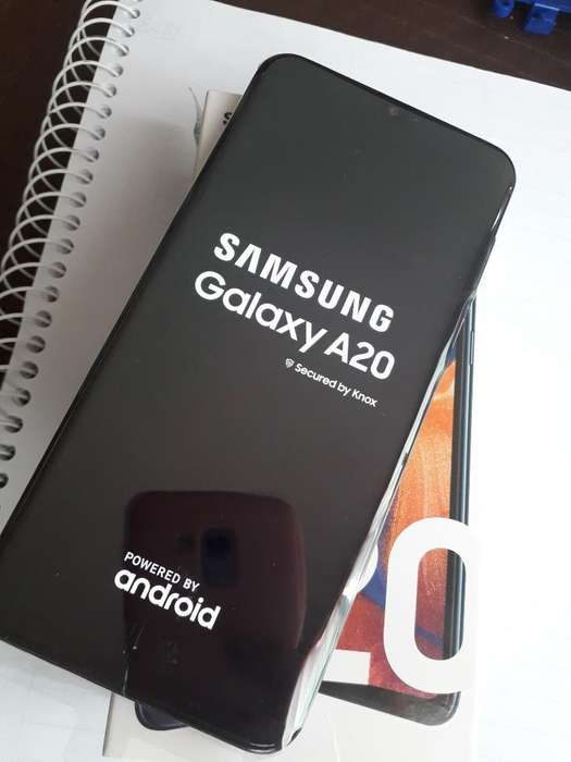 Samsung A20 Nuevo en Caja