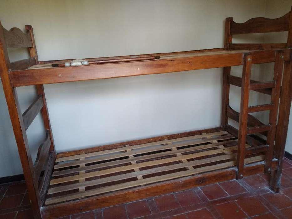 Cucheta con Carro de <strong>cama</strong> Marinera