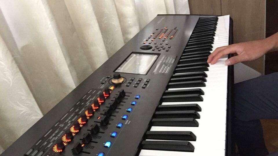 Yamaha Montage8