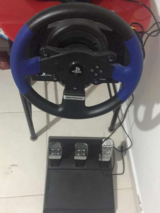 Timon Thrustmaster T150 Pro (Racing Wheel) Para Ps4 / Ps3