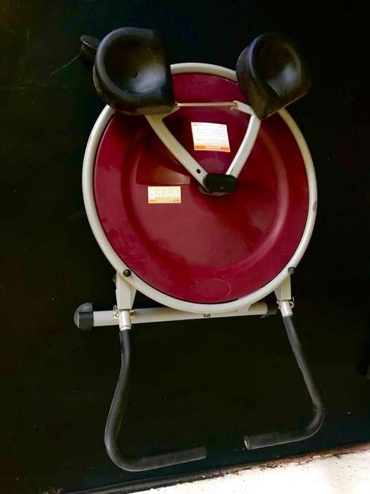 Maquina Ejercitadora de Cintura