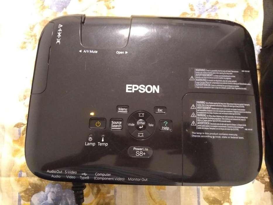 Proyector Epson PowerLite S8 De segunda