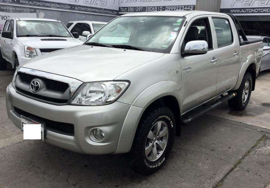 Toyota Hilux 2010 - 110000 km