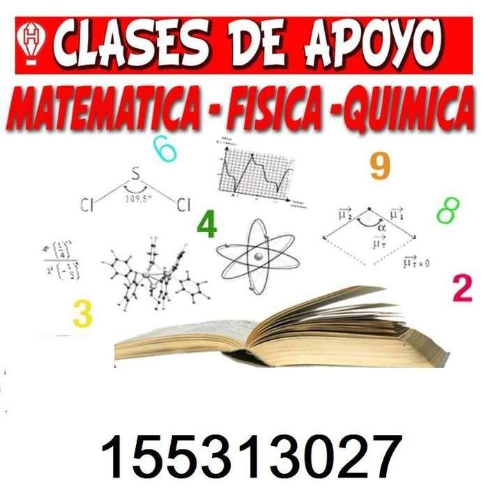 Profesora de Matemática - física - química