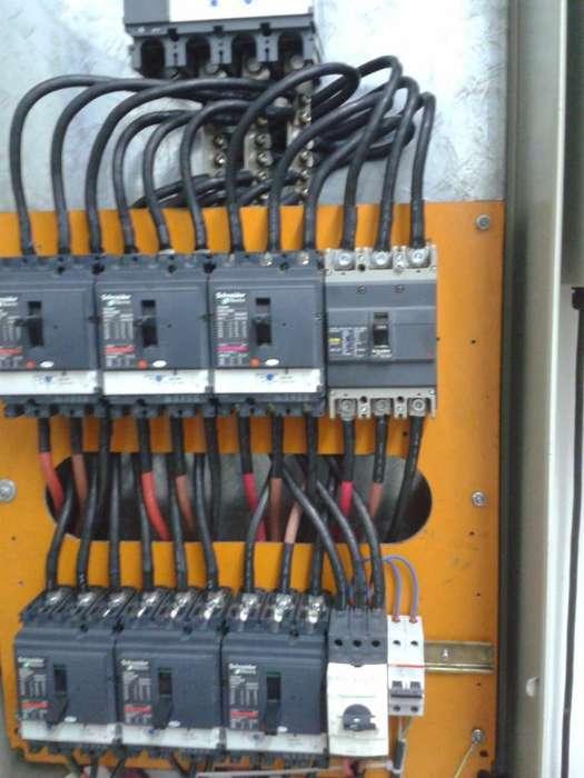 Electricistamatriculadourgencia Las24hs