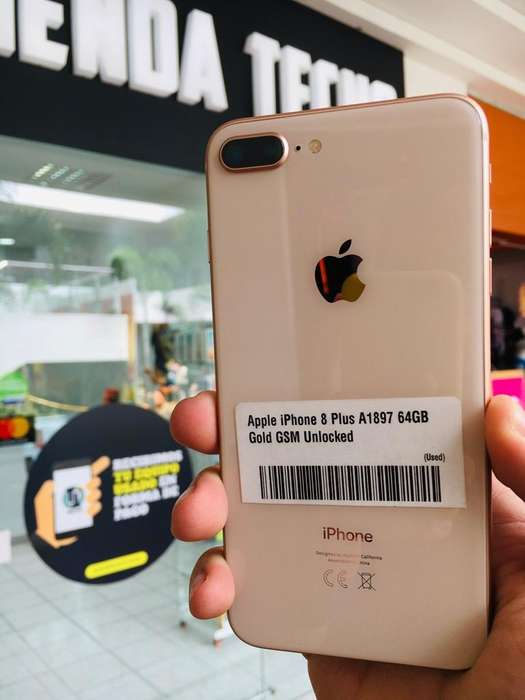 iPhone 8 Plus Usado