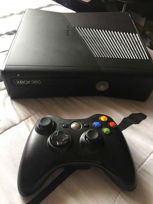 Xbox 360 con Un Control