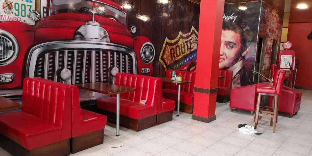 Muebles Sillones para Bares Restaurante