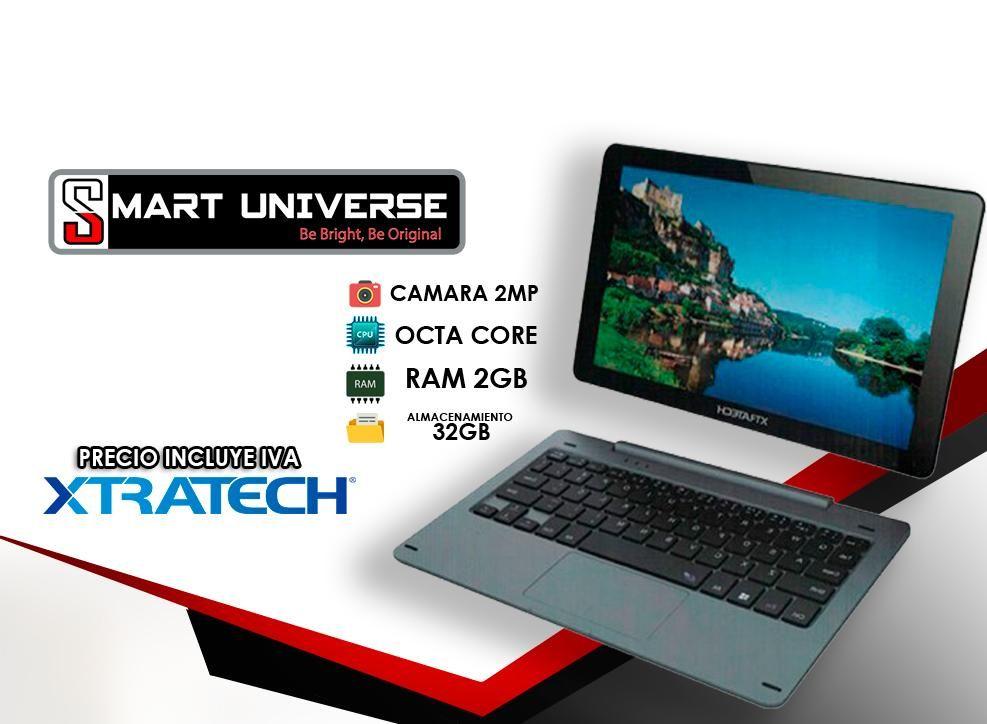 Tablet Laptop Xtratech X1022p 10 Pulgadas 2 En 1 Desmontable