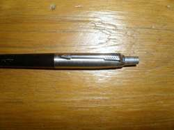 Parker Bolígrafo Color Negro Made in UK