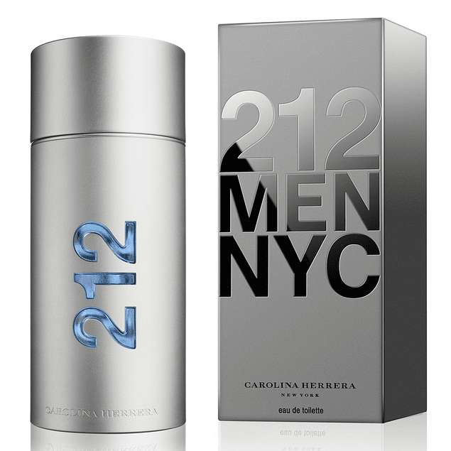Perfume 212 Men (Carolina Herrera) 100ml 3,4 Floz