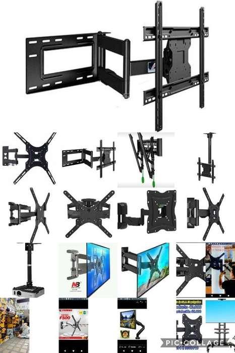 Soportes Movil Fijos Instalación Tv