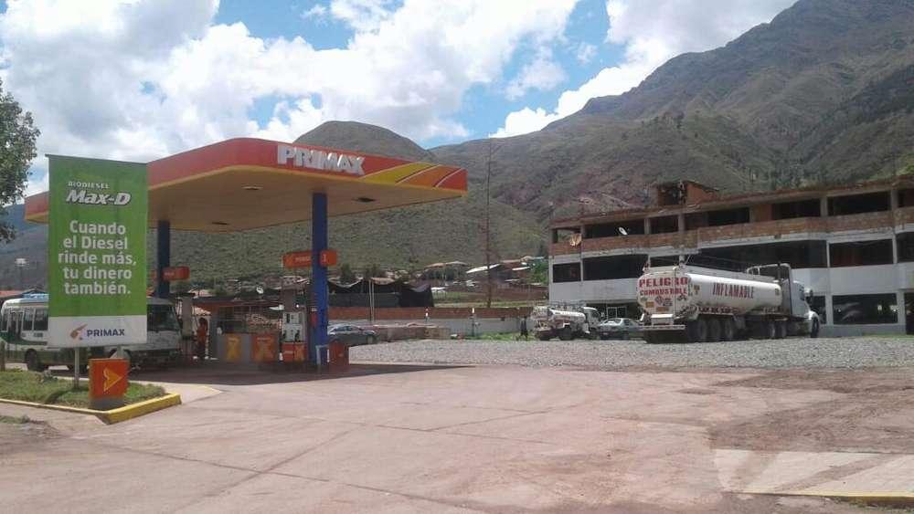 Venta de Grifo en Cusco Saylla