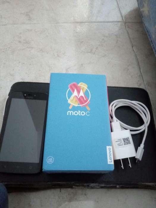 Vendo Celular Motorola Moto C