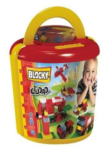Blocky Ciudadsimil Rasti