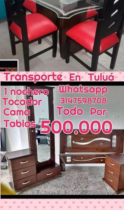 Tocador Cama Nochero <strong>tablas</strong> Mas Transpor