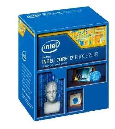 Intel Core I7 4790 Procesador Destokp 4 Generación