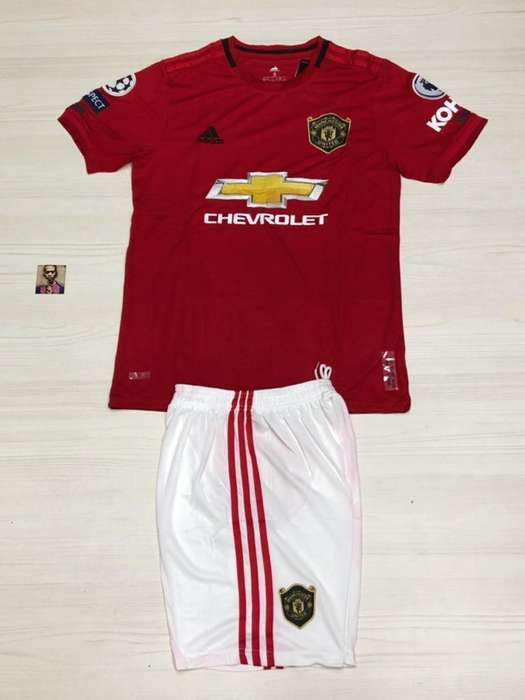 Uniformes Del Manchester United