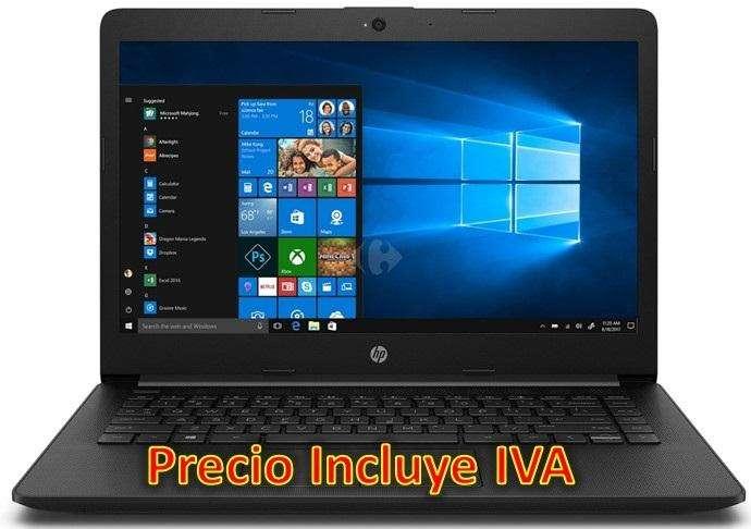 Laptop Portátil Hp Core I7 15da0032la 8gb 1tb Led 15.6 Video 4gb, I3 i7 PRECIO INCLUYE IVA ENTREGA A DOMICILIO