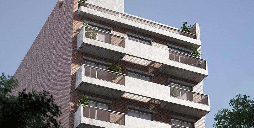 Venta Departamente 1 dormitorio a estrenar - 7B - Balcarce 1449