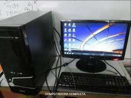 vendo computadoras completas con wifi a 240 soles brindamos garantia