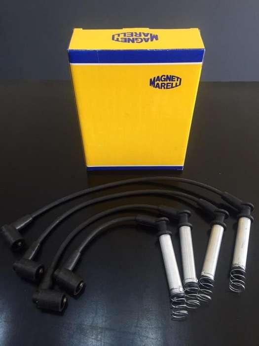Cables de Bujía Renault Clio Logan Symbol Sandero Clio Megane Kangoo.