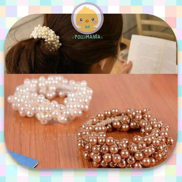 Colets Colet de Perlas Moño