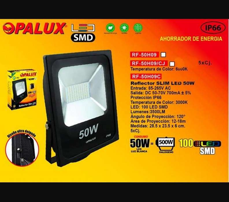 Opalux Reflector LED 50 Watts