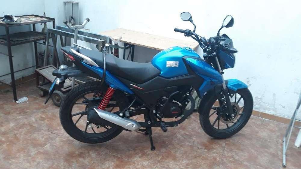 Moto Honda Cb125 Twister