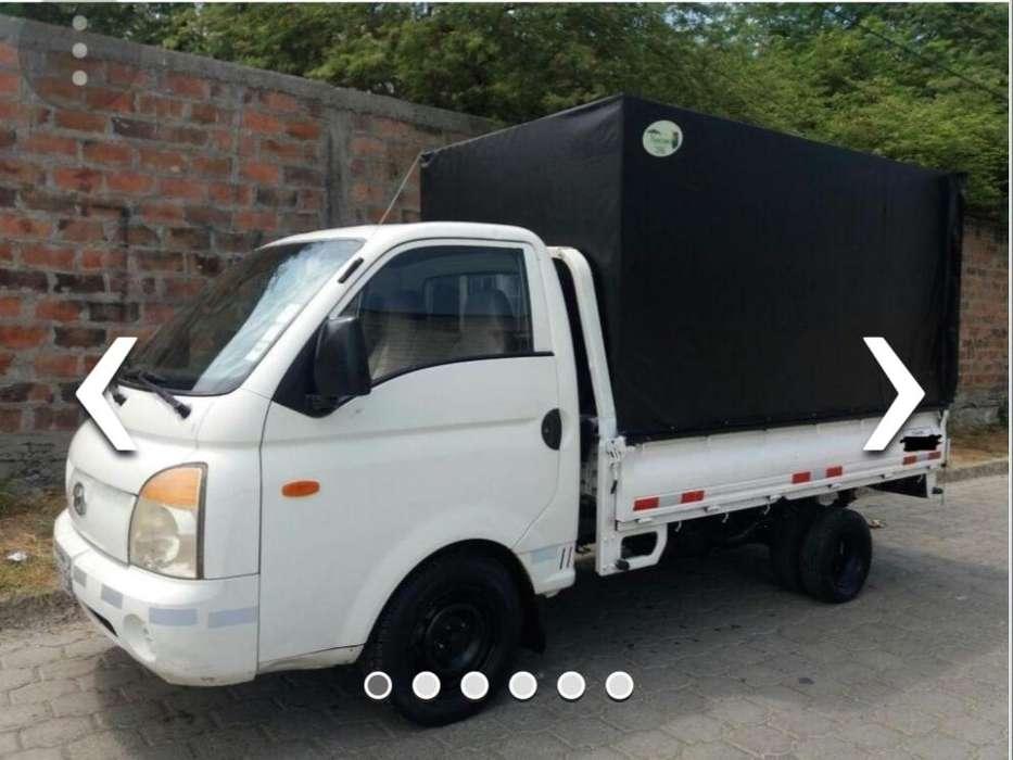 Vendo camioncito Hyundai Porter H100 ao 2006