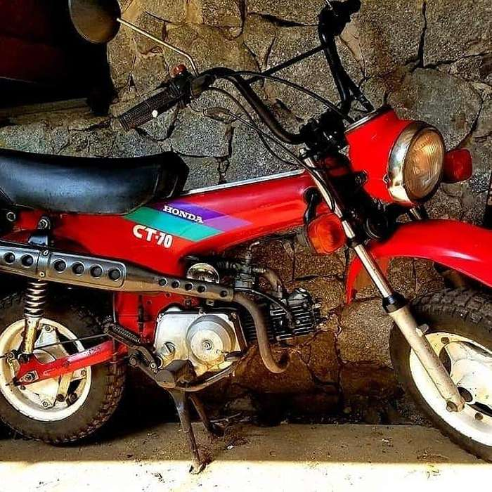 Honda Dax 70 japonesa original