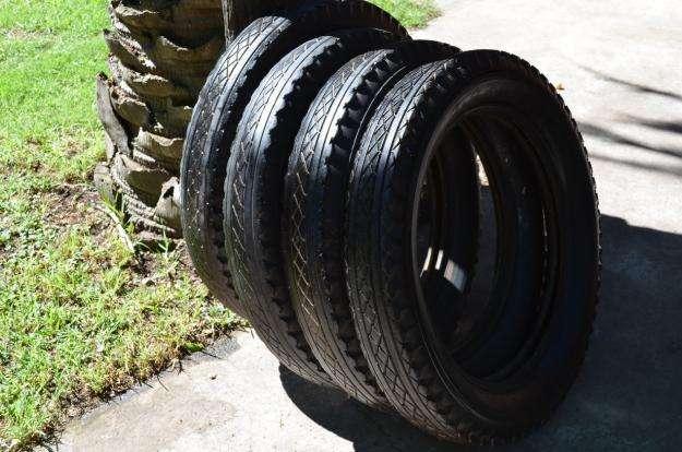 Neumáticos para autos antiguos