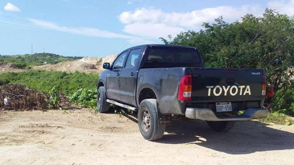 Toyota Hilux 2008 - 333000 km