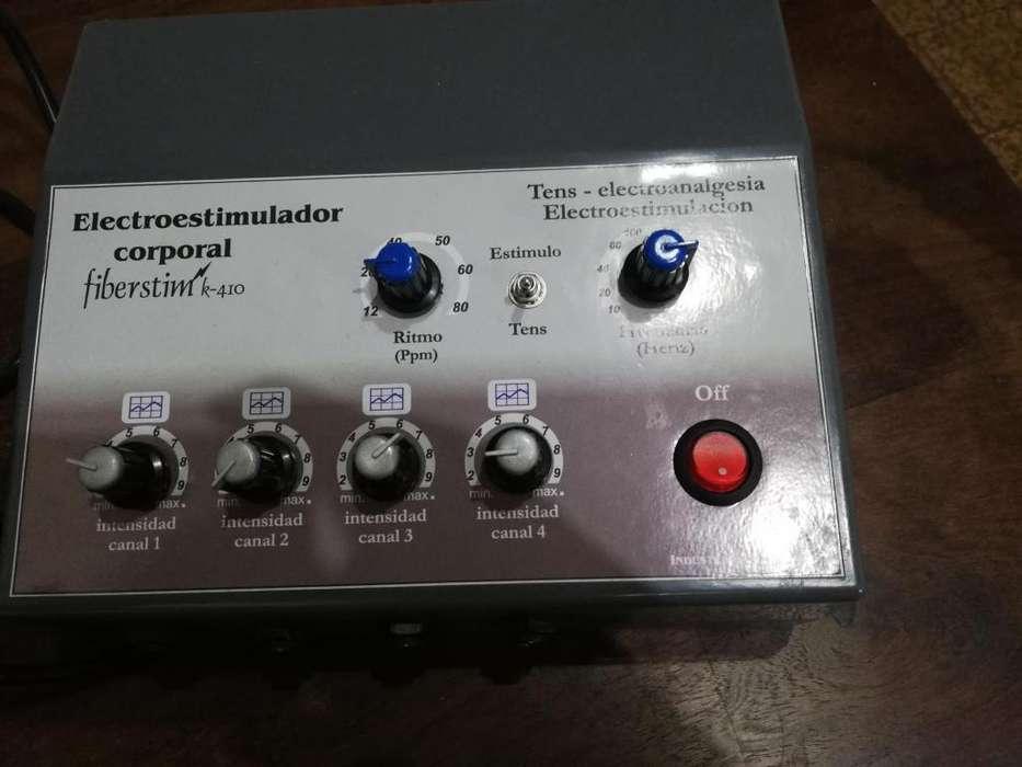 Electroestimulador corporal Fiberstim k410