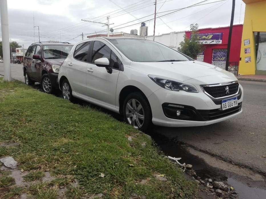 Peugeot 308 2017 - 42000 km