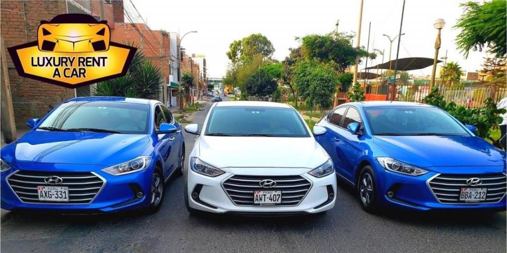 ALQUILER DE AUTOS SEDÁN - HYUNDAI - LUXURY RENT A CAR