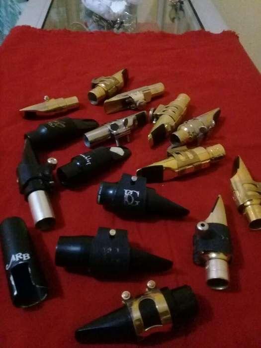 Saxo -saxofon -boquillas