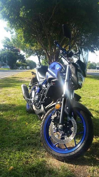 Yamaha Mt03 Naked MT-03