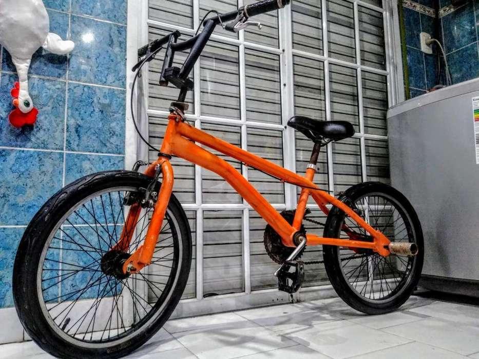 Bicicleta Bmx Fire Bird Rodado 20