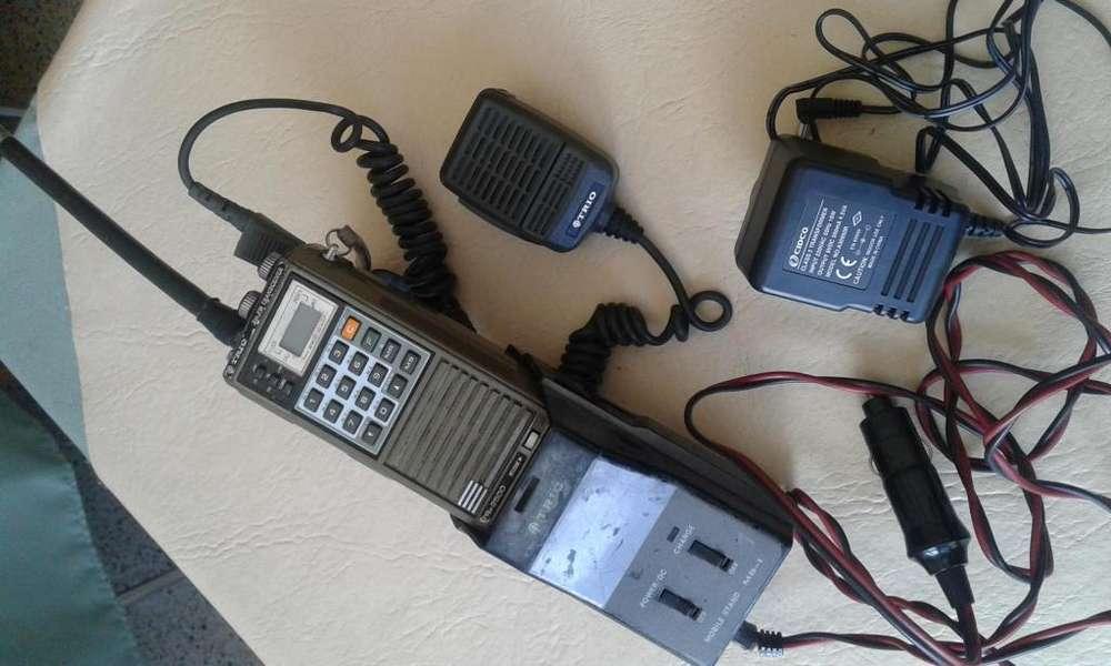 TRIOKENWOOD TS 2500 HANDY VHF FM 144148 MHZ