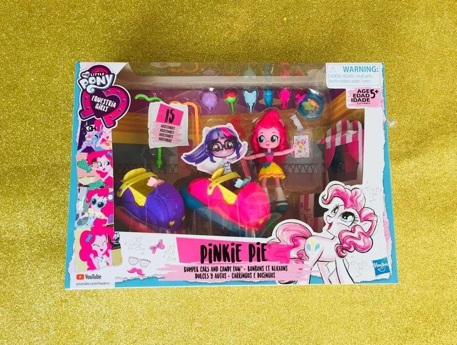 My Little Pony Dulces Autos Pinkie Pie MUÑECA