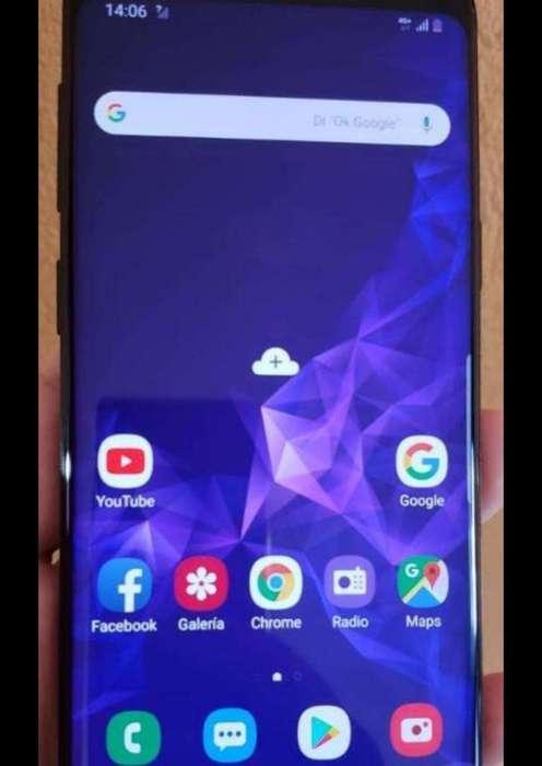 Vendo Samsung S8 Plus Liquido