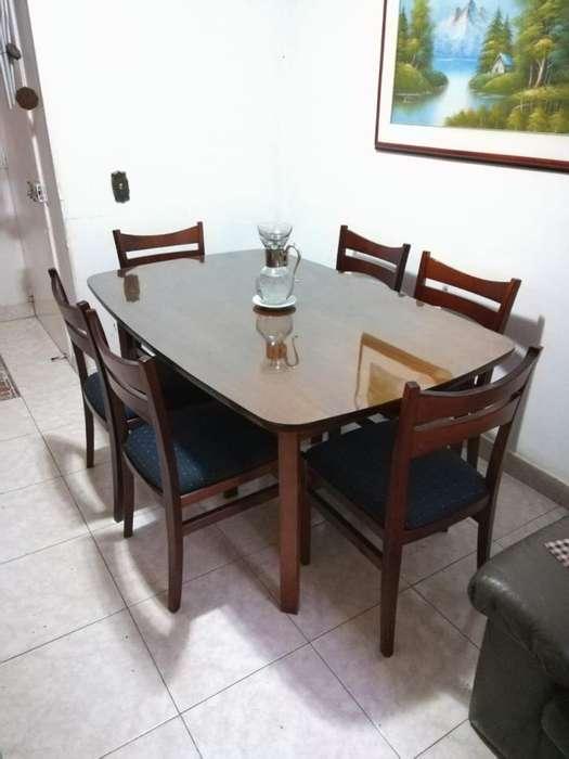 Mueble Mesa Comedor <strong>sillas</strong> Ganga