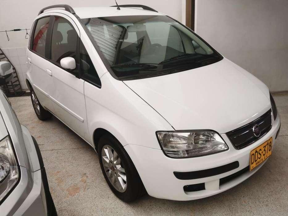 Fiat Idea 2009 - 128100 km