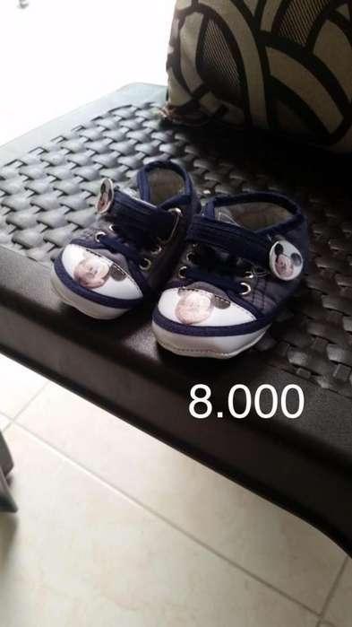 Zapatos Mickey Mouse para bebe