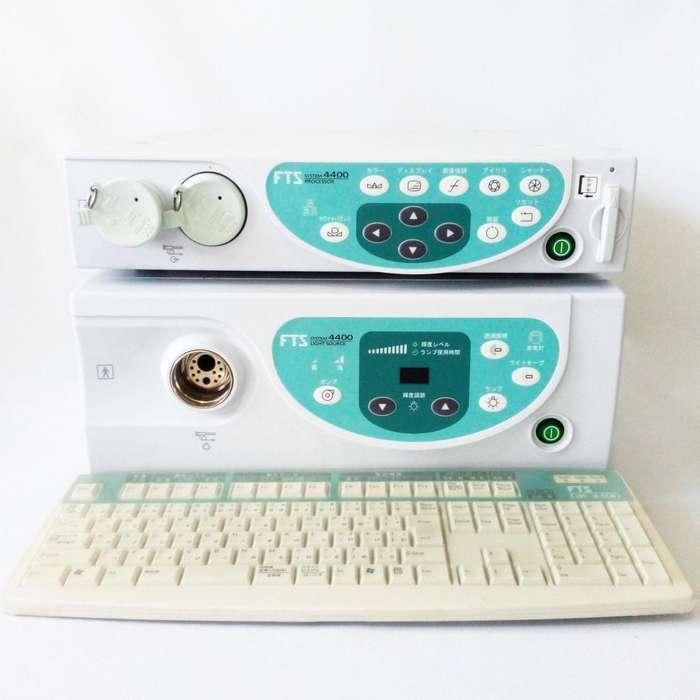 Endoscopia Fujinon Procesador/fuente De Luz Vp-4400/xl-4400