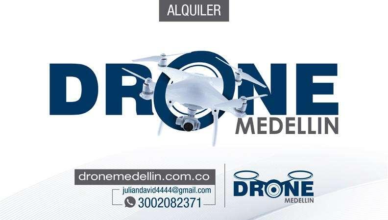 Alquiler de Drone Medellin Tomas Aéreas Drone en medellin