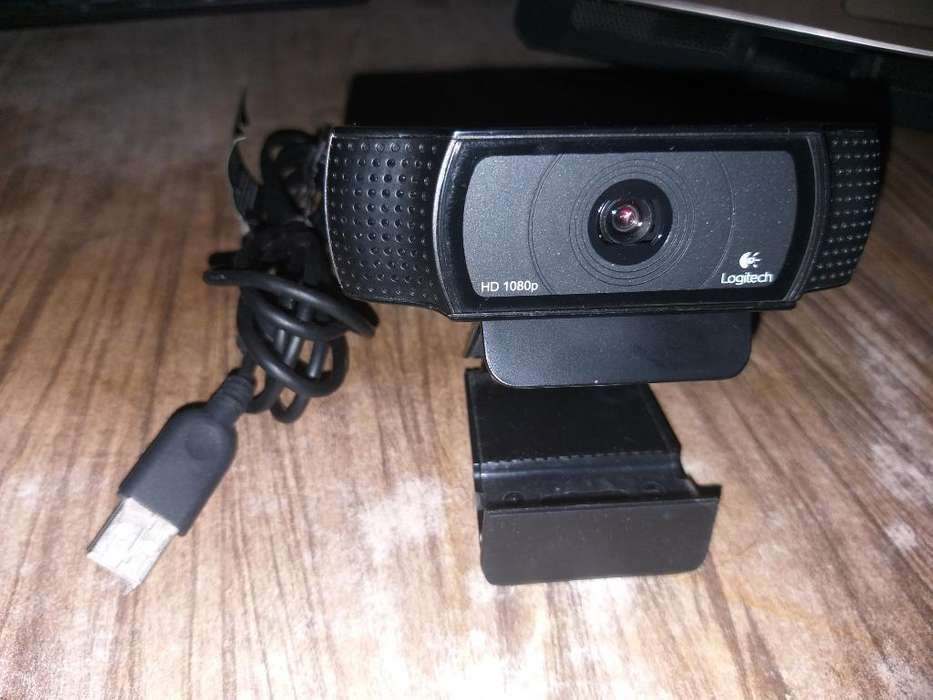 Camara Web Logitech C920 Hd
