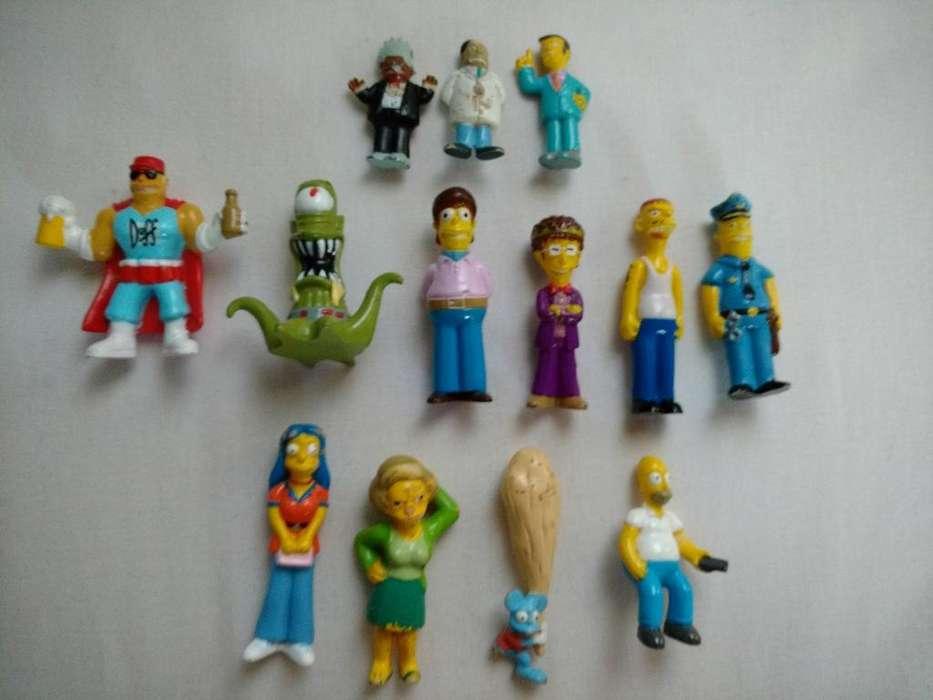Figuras Coleccionables Los Simpsons